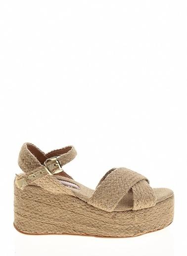 Derigo Sandalet Bej